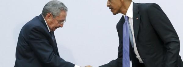 Cuba: «Obama reconoció que si una política no funciona hay que cambiarla»