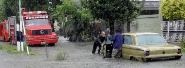 """""""Con obras las inundaciones se pueden prevenir o atenuar"""""""