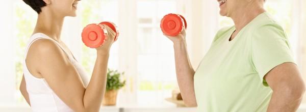 Lácteos, vitamina D y ejercicio, la receta contra la osteoporosis