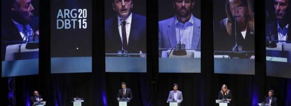 """""""En este debate va a haber más posibilidades de intercambio entre los candidatos"""""""