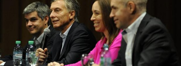 """""""Macri se mostró medido y prudente a la hora de hablar de economía"""""""